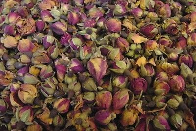 Rosebuds Petite,Dark Red - Potpourri Ingredients - 12-6-4-2-1 oz - India