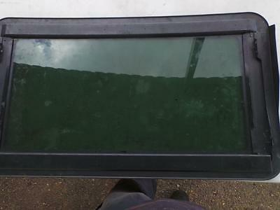Bmw X5 Sunroof Glass, E53, 11/00-12/06