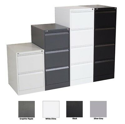 Rapidline Go Steel Filing Cabinet Office Furniture