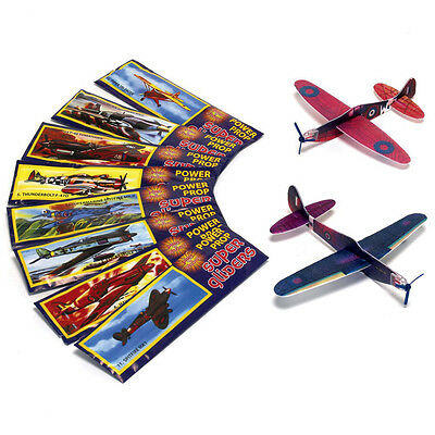 Flying Glider Planes Party Bag Fillers Childrens Toys Prizes Games