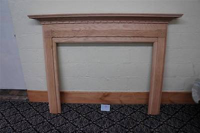 Wooden European Style Carved New Fireplace Mantel - Mantel 9