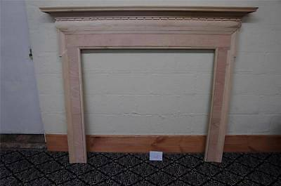 Wooden European Style Carved New Fireplace Mantel - Mantel 2