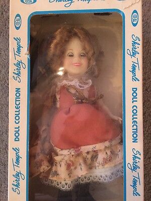 Vintage Shirley Temple Doll in Box Never Removed