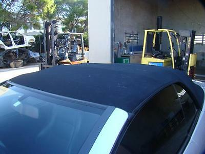 Holden Astra Soft Top Roof, Convertible, Ts, 09/98-10/06