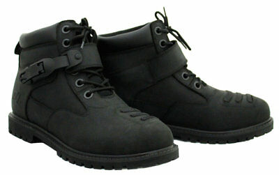 Rjays Terrain 2 Boots Black 45 (Size 11 ) Suit All Motorcycle Riders