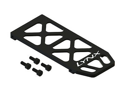 Lynx Blade 180 CFX Black Aluminum Ultra Battery Tray LX1468