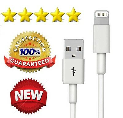 Charging Lead USB Data Cable Charger for iPhone 5/6/7/8SC iPod Nano iPad 4/Air