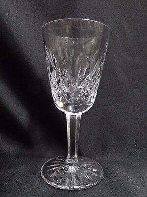 "Waterford Crystal Lismore: White Wine (s), 5 5/8"" Tall, Great Gift"