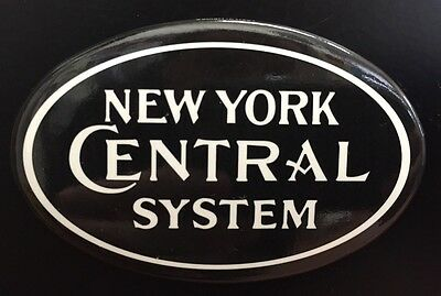 New York Central NYC Railroad Magnet