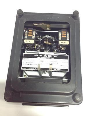 General Electric 4/16 Time Overcurrent Relay 12Iac77B35A