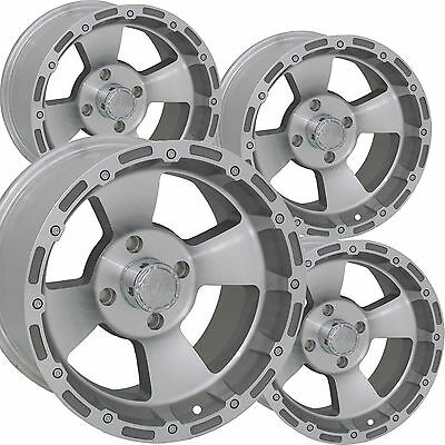 "14"" Rims Wheels fits 1987-2006 Yamaha Big Bear 400 4x4 SRA Type 161 Aluminum"