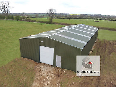 Agricultural/industrial Building - Steel Build Masters