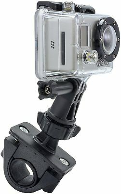 Arkon Bike Motorcycle Handlebar Swivel Ball Mount GoPro Go Pro HERO 2 3 4 Camera