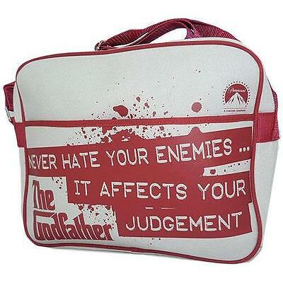 The Godfather - Never Hate Your Enemies Fully lined canvas Sports Bag / Holdall