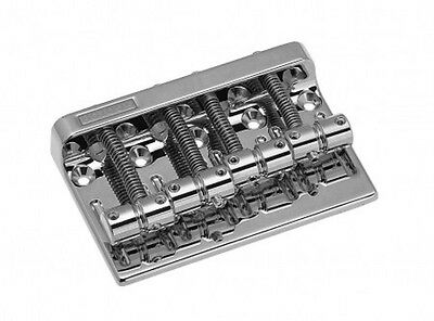 Gotoh (Japan) 201 Bass Bridge Chrome 201B-4