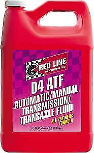 Red Line D4 Automatic Transmission Fluid (ATF) - 1 Gallon - PN: 30505