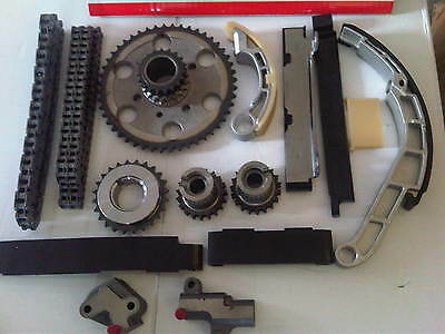 FITS NISSAN NAVARA D40 OUTLAW & AVENTURA 2.5 CRD DCi DIESEL TIMING CHAIN KIT