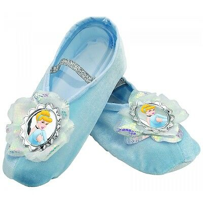 Cinderella Ballet Slippers Disney Princess Toddler Child Girls Costume Accessory
