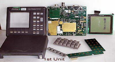 Anritsu Wiltron Site Master S113 Cable Antenna Analyzer - 3 x UNITS - PARTS
