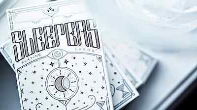 Ellusionist Sleepers Deck - Playing Cards - Magic Tricks - New