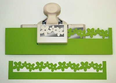 Martha Stewart Double Edge Punch ~Cherry Blossom Trim