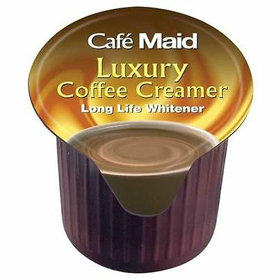 Cafe Maid Cream Jiggers x 240's. Perfect Milk Substitute for Coffee Just £8.99 !