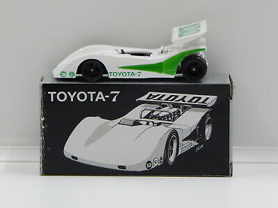 1:58 Toyota-7 (Green Decals) - Made in Japan Tomica 23