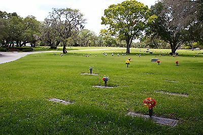 Two Cemetery Plots at Florida Hills Memorial Gardens (Springhill)