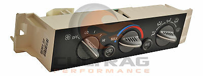 1996-2000 Chevrolet Silverado Genuine GM AC Heater Control Panel 9378815