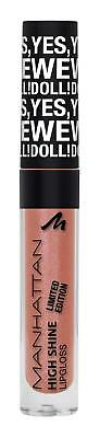 Manhattan High Shine Limited Edition Lipgloss