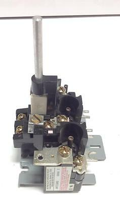 A W//RELAY 48FC31AA3 FURNAS 3PH 45A SIZE 2 OVERLOAD COIL STARTER 14FP32AF SER