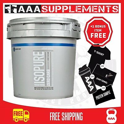 Nature's Best Isopure Zero/low Carb Protein Powder