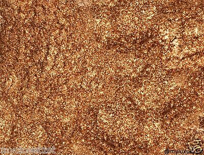 Bronze Mica Pigment Powder DIY sparkle Soap glitter 3G Bath fizz body cosmetics
