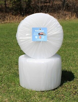 "3/16"" Small Bubbles Bubble Wrap 175' Length 12"" Perforations"