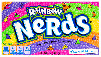 Rainbow Nerds (141g)