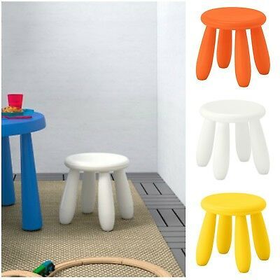 NEW IKEA KIDS/TODDLER Children Play Stool Chair Stools Furniture Plastic