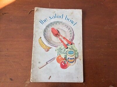 Best Foods Gold Medal Mayonnaise Booklet, 1929