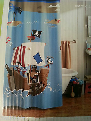 Circo Pirate Shower Curtain  - Holiday Gift