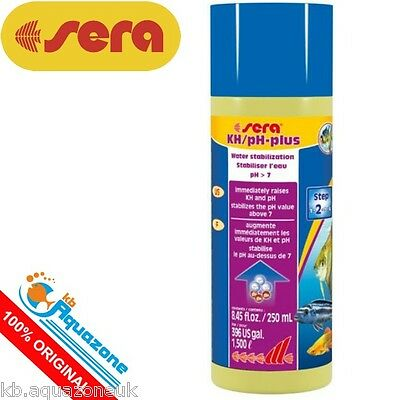 SERA * KH/pH PLUS 250ml * NEW * QUALITY * FREE DELIVERY
