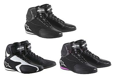 2015 Alpinestars Womens Stella Faster Motorcycle Shoes ALL SIZES