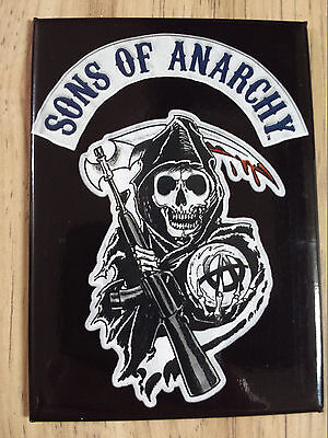 New Sons Of Anarchy Reaper Logo Magnet Great TV Show FX
