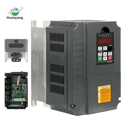 Vfd 7.5Kw 220V Variable Frequency Drive Inverter 34A 10Hp For Sale