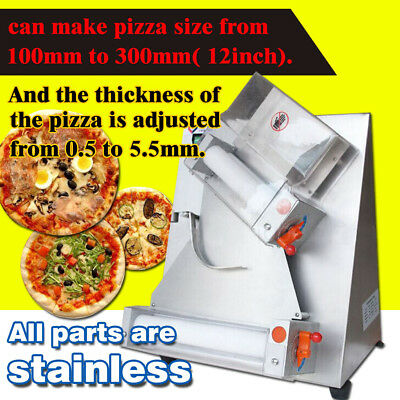automatic pizza dough roller/sheeter machine,pizza making machine,in stock