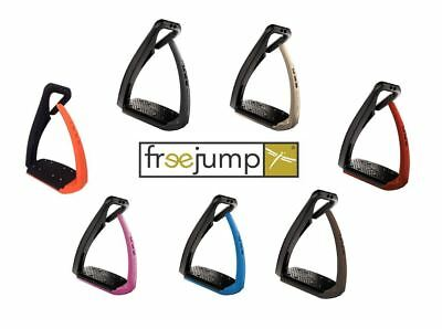 Freejump Soft Up Pro Stirrups - Free Next Day Delivery