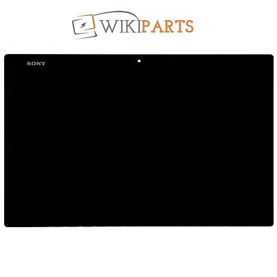 "Genuine Sony Xperia Z2 Tablet Sgp511 Sgp512 10.1"" Touch Digitizer + Lcd Screen"