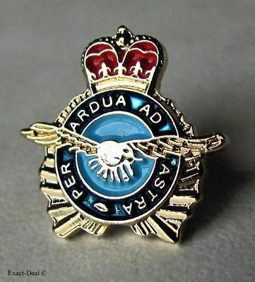 Canada Royal Canadian Air Force  Air Operations Branch  Air Ops Lapel Pin RCAF