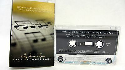 Cassette Tape: Tommy Coomes Band - My Savior's Love - Billy Graham Evangelistic