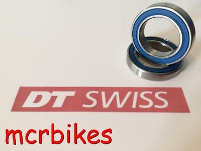 Dt Swiss 350 Qr / 15Mm/ 20Mm/ Front & Rear Wheel Hub Bearings