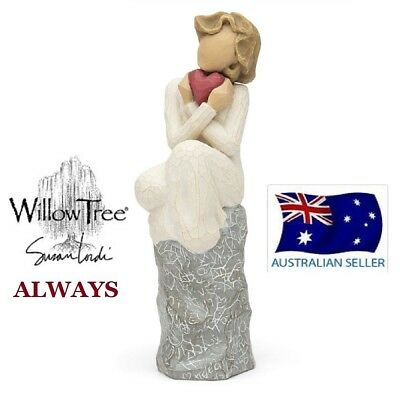 Willow Tree ALWAYS Figurine By Susan Lordi By demdaco BRAND NEW IN BOX