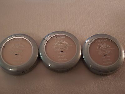 L'Oreal True Match Super Blendable Powder Cool, Natural OR Warm ~ You Choose